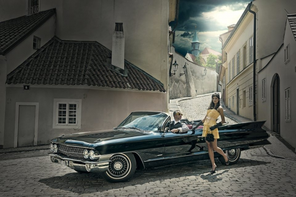 Model | Andrea KOCÁNKOVÁ