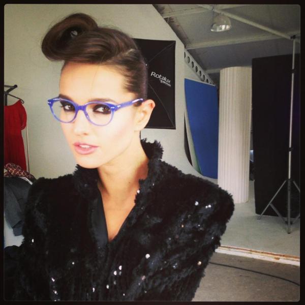 Model | Markéta K.
