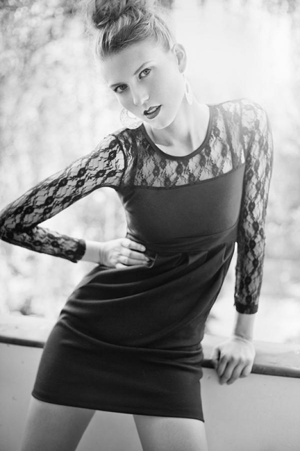 Model   Kateřina P.