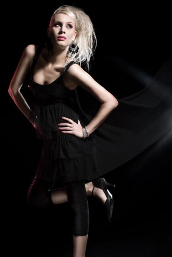 Model | Markéta B.